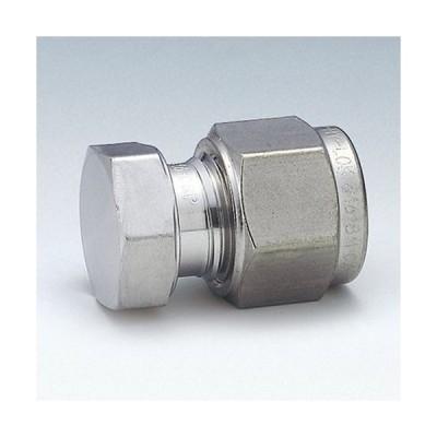 ハイロック社(韓国) チューブ継手 キャップ(チューブ端用) ミリサイズ/CCA-6M 6mm