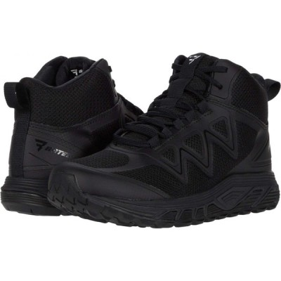 ベイツ Bates Footwear メンズ ランニング・ウォーキング シューズ・靴 Rush Mid Black