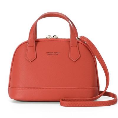 ブランドデザイナーシェルショルダーバッグ & ハンドバッグ女性のためのソフト合成皮革メッセンジャークロスボディ女性 Red