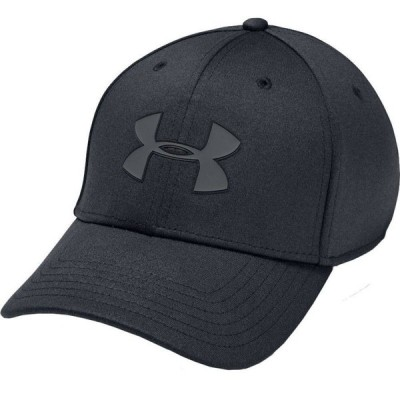 アンダーアーマー Under Armour メンズ 帽子 Armour Twist Stretch Hat Black