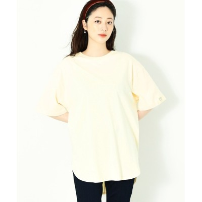 tシャツ Tシャツ C17 スリットビッグT