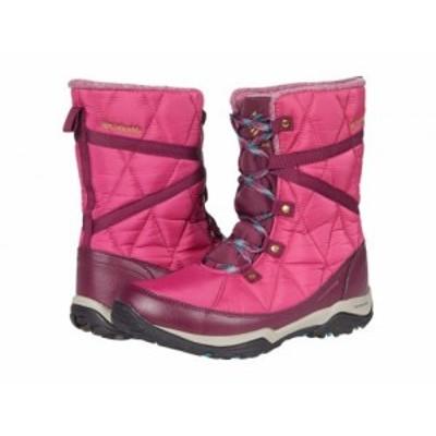 Columbia コロンビア レディース 女性用 シューズ 靴 ブーツ スノーブーツ Cascara(TM) Omni-Heat(TM) Dark Fuchsia/River【送料無料】
