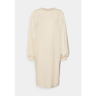 サントロペ レディース ファッション DITA DRESS - Day dress - creme
