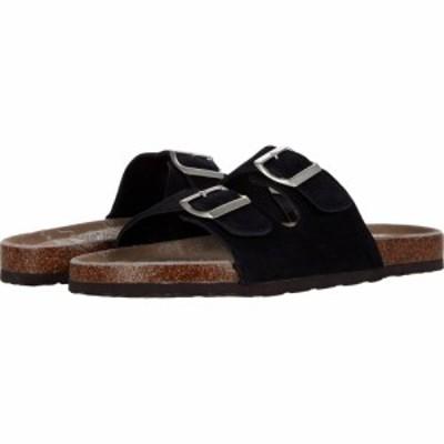 ムクルクス MUK LUKS レディース サンダル・ミュール シューズ・靴 Terra Turf Marla Black