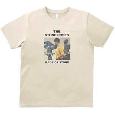 THE STONE ROSES 音楽・ロック・シネマ Tシャツ サンド