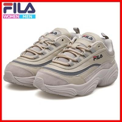 ^フィラ FILA スニーカー レディース シューズ メンズ ランニングシューズ ダッドスニーカー RAY RUN FS1SIB1027X 【fila17】^