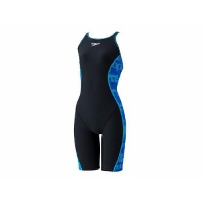 スピード speedo Speedo Glitch TurnS Kneeskin スピード グリッチ ターンズ ニースキン レディース オールシーズン ブルー 青 水泳 スイ