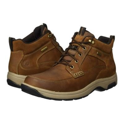 ダナム Dunham メンズ ブーツ シューズ・靴 8000 Mid Boot Tan