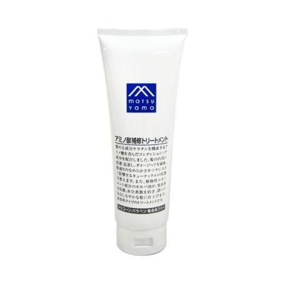 松山油脂 Mマーク アミノ酸補修トリートメント 180g