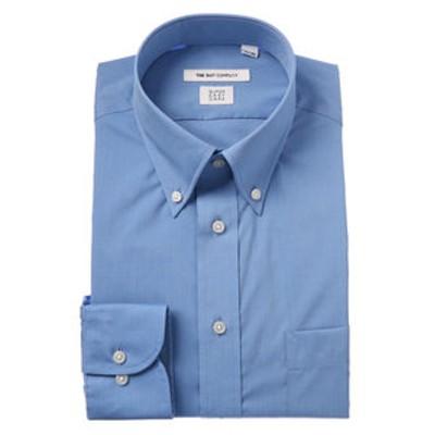 【COOL MAX・SUPER EASY CARE】ボタンダウンカラードレスシャツ〔EC・FIT〕