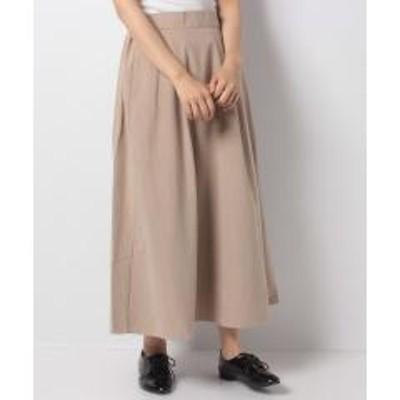 テチチ【Lugnoncure】サンディングタックフレアスカート