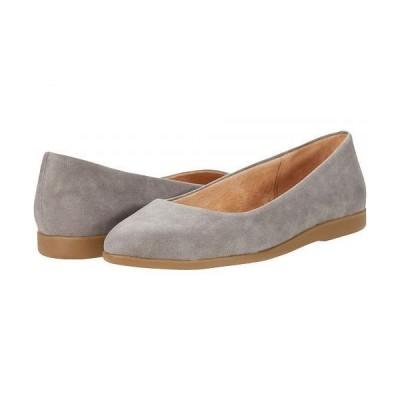 LifeStride ライフストライド レディース 女性用 シューズ 靴 フラット Amelia - Grey