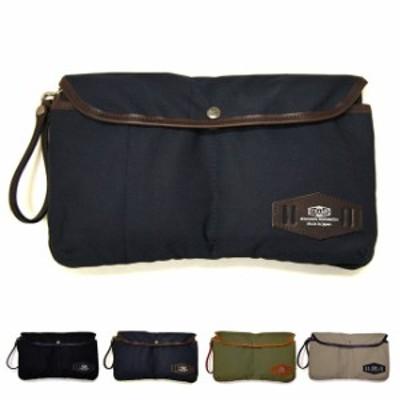 Cramp ベンタイル マルチポーチ Cr-5019(クラッチバッグ クラッチ バッグ 鞄 バッグインバッグ 男女兼用) 1-2W