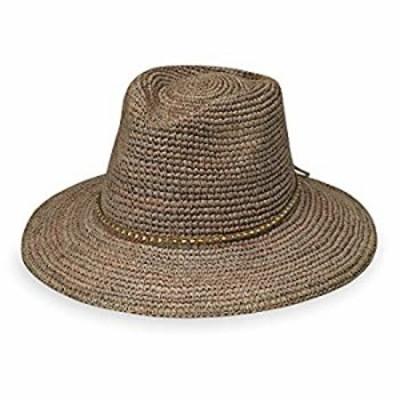 【中古】【輸入品 未使用品】Wallaroo Hat Company HAT レディース