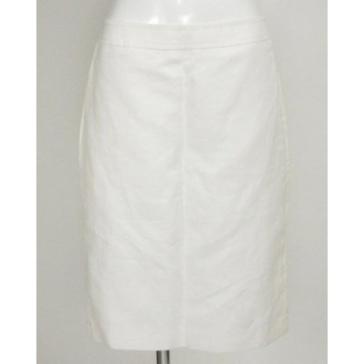 ブルマリン(Blumarine)白プリーツスカート