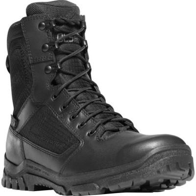 ダナー Danner メンズ ブーツ シューズ・靴 Lookout 8'' Waterproof Tactical Boots Black