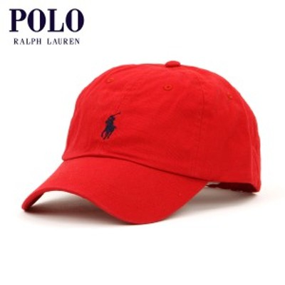 ポロ ラルフローレン POLO RALPH LAUREN 正規品 メンズ 帽子 キャップ COTTON CHINO BASEBALL CAP