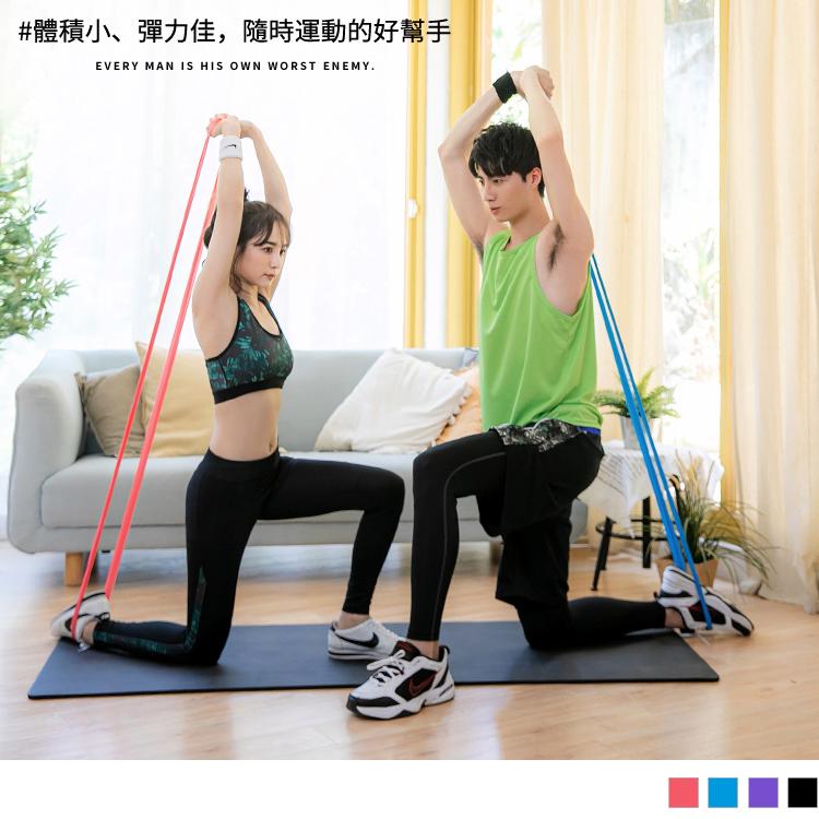 瑜珈伸展彈力帶/拉筋帶