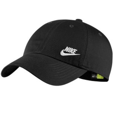 ナイキ レディース 帽子 アクセサリー Nike Women's Heritage 86 Futura Classic 2.0 Adjustable Hat Black