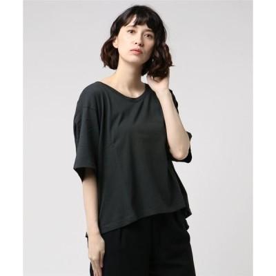 tシャツ Tシャツ layered t-shirt