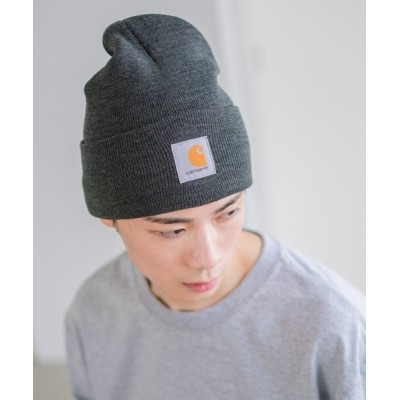 improves / 【CARHARTT】ニットキャップ A18 MEN 帽子 > ニットキャップ/ビーニー