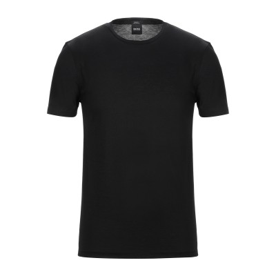 BOSS HUGO BOSS T シャツ ブラック XS コットン 100% T シャツ