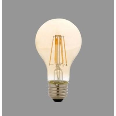 アイリスオーヤマ LEDフィラメント電球琥珀調キャンドル色60形相当(810lm) LDA7C-G-FK 琥珀調 キャンドル色 60形相当
