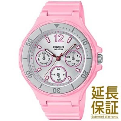 【並行輸入品】【メール便選択で送料無料】【箱なし】海外CASIO 海外カシオ 腕時計 LRW-250H-4A2 レディース チープカシオ チプカシ キッ