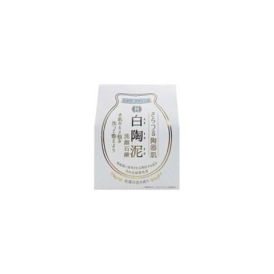 白陶泥洗顔石鹸 ( 100g )