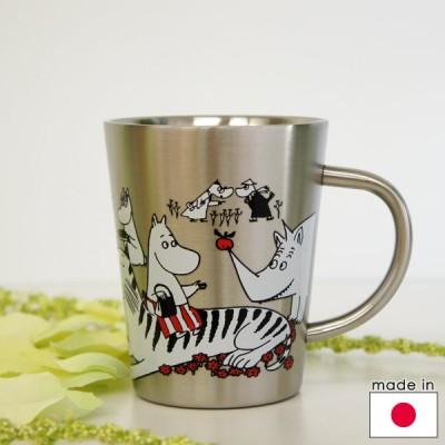 ムーミン ステンレス製二重マグ/アニマル【店頭受取も可 吹田】