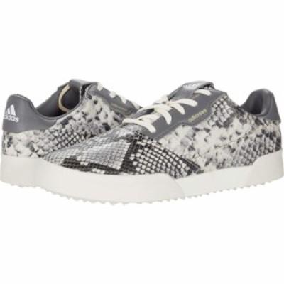 アディダス adidas Golf レディース スニーカー シューズ・靴 Adicross Retro Chalk White/Grey Four/White