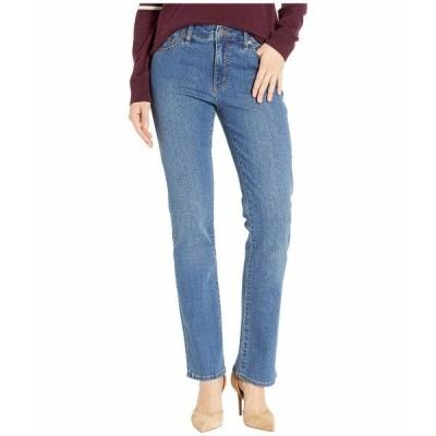 ラルフローレン デニム ボトムス レディース Premier Straight Jeans Ocean Blue Wash