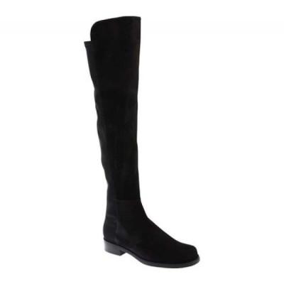 スチュアート ワイツマン Stuart Weitzman レディース レインシューズ・長靴 ニーハイブーツ 5050 Vacuno Leather Over-the-Knee Boot