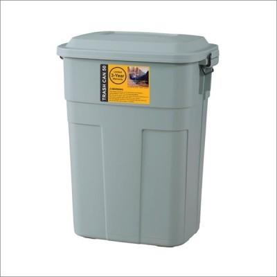 ダストボックス ゴミ箱 LFS-936GR トラッシュ缶50L サイズ:W45.5×D32×H57.6