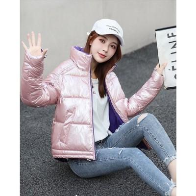 ダウンコート レディース オーバーサイズ 軽いAライン 中綿 暖か