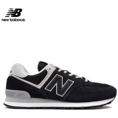 New Balance ニューバランス スニーカー メンズ ML574 EGK ブラック メンズ ランニング ジョギング スポーツ シューズ 靴 クツ ローカット