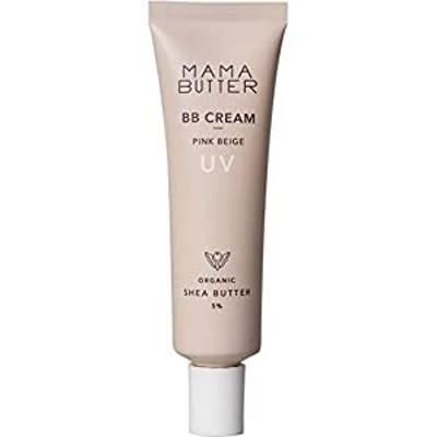 MAMA BUTTER(ママバター) BBクリーム ラベンダー&ゼラニウムの香り ピンクベージュ 30g