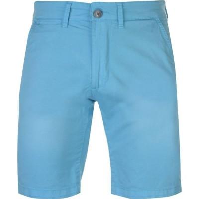 ペペジーンズ Pepe Jeans メンズ ショートパンツ ボトムス・パンツ McQueen Shorts Light Blue