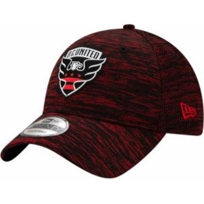 ニューエラ メンズ 帽子 アクセサリー New Era Men's D.C. United 9Twenty On Field Adjustable Hat