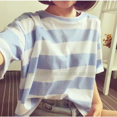 Tシャツ 半袖  レディースファッション カジュアル トップス 夏 コーデ 母の日 ギフト トップス オシャレ ゆったり 20代30代40代50代