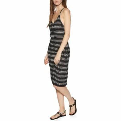 プロテスト Protest レディース ワンピース ワンピース・ドレス revolvy dress True Black