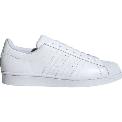 アディダス adidas メンズ スニーカー シューズ・靴 Originals Superstar Shoes White/White/White