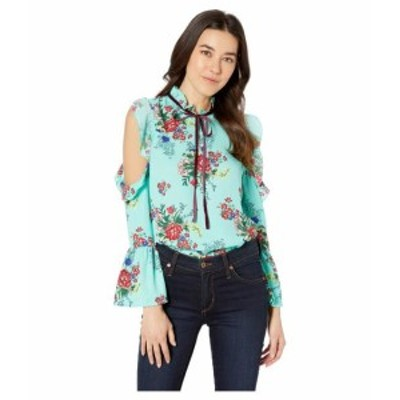 Rock and Roll Cowgirl ロックンロールカウガール 服 一般 Cold Shoulder Blouse B4C9631