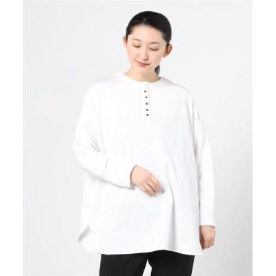 tシャツ Tシャツ SUGAR ROSE/シュガー ローズ/金ボタンオーバーカットトップス/203051