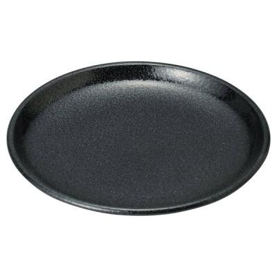 業務用食器 豊明(黒耀) 9.0皿 φ28×3.4�