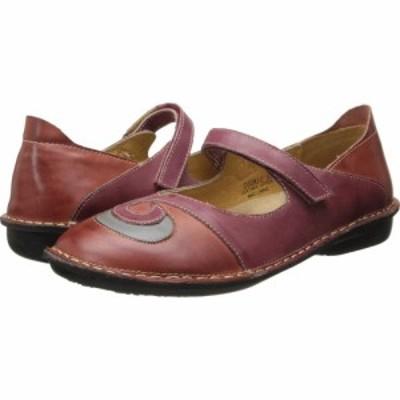 スプリングステップ Spring Step レディース シューズ・靴 Cosmic Red