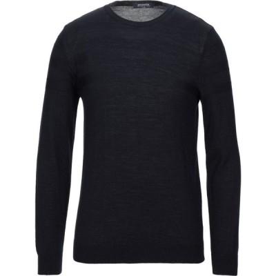 アヴィニョン AVIGNON メンズ ニット・セーター トップス sweater Dark blue