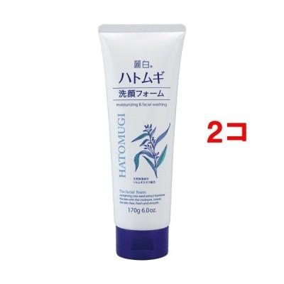 麗白 ハトムギ洗顔フォーム ( 170g*2コセット )/ 麗白
