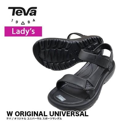 Teva テバ レディース  ハリケーン ドリフト サンダル 1102390 BLK ブラック