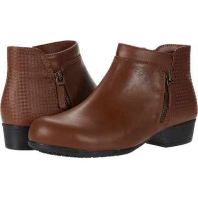 ロックポート Rockport Works レディース シューズ・靴 Carly Work Brown